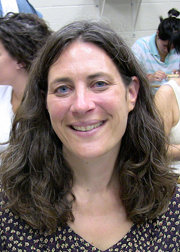 Paula Turkon, Assistant Professor, Environmental Studies and Science