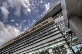 Peggy Ryan Williams Center: LEED Platinum