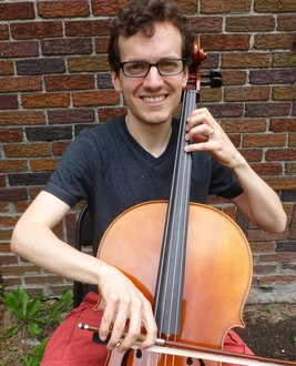 Peter Guarino, Cello