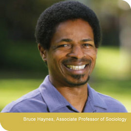 Photo of Dr. Bruce Haynes