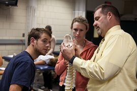 Physical therapy education will be united on Ithaca College's South Hill campus