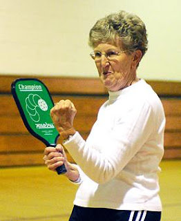 Pickleball Doubles Tournament
