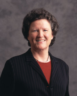 President Emerita Peggy Ryan Williams