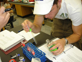 Principles of Biology Laboratory
