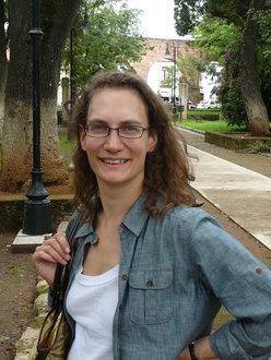 Professor Jennifer Jolly in Mexico