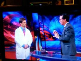 Professor Matthew C. Sullivan on the Colbert Report