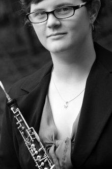 Rachel Schlesinger, oboe
