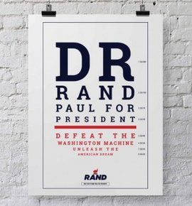 Rand Paul Poster, 2015