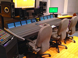 Recording Services Multi-Track Studio