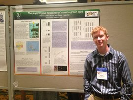 Robert Griffin-Nolan BSA 2013 Winner Physiological Section Best Poster