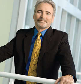 Robert Scanlon '74. Photo by Discovery Communications Inc.