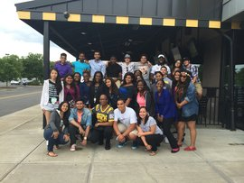 SI 2014 at Buffalo Wild Wings Goodbye Event