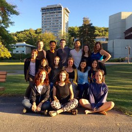 SLC Staff Fall 2015