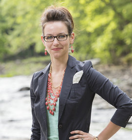 Sarah Brylinsky '08