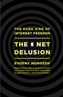 "Scholars read the novel ""The Net Delusion"""
