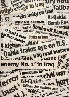 Selection of Headlines on Iraq