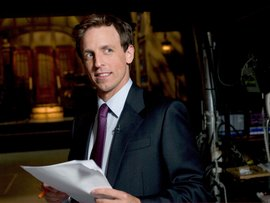 Seth Meyers, courtesy of CAA
