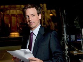 Seth Meyers will deliver a stand-up comedy performance at Ithaca College.