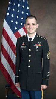 Sgt. Major Jeremy Schlegel