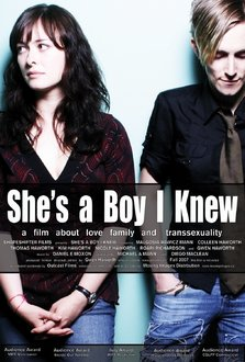 She's A Boy I Knew is one of the many LGBTQ+ films distributed by Outcast.