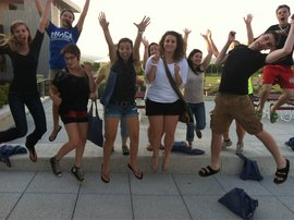 Some incoming students will get a jump on their Ithaca experience.
