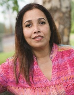 Sonali Samarasinghe will present �A Voice for Freedom� on Wednesday, April 9. Photo credit: Dede Hatch