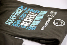 Spread the Word to End the Word Tshirt