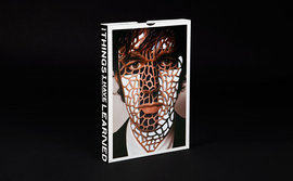 Stefan Sagmeister's book was selected for this spring's book discussion.