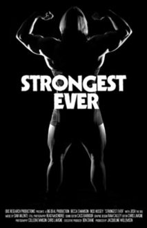 """Strongest Ever"" poster"