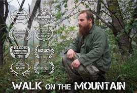 "Student films such as ""Walk on the Mountain"" are often distributed nationally and win awards"