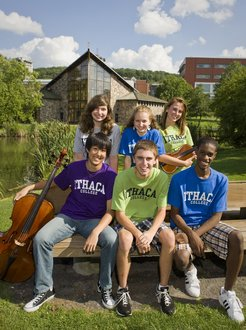 Summer Music Academy students
