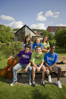 Summer Music Academy will offer two residential programs for young musicians