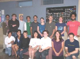 Summer Research group, 2008