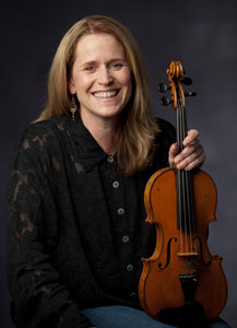 Susan Waterbury, Violin
