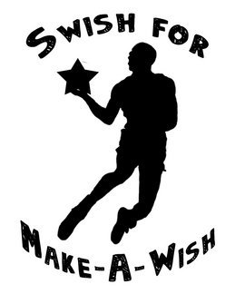 Swish for Make-A-Wish, April 22, 2012