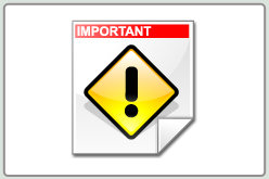 System Alerts Icon