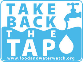 Take Back the Tap logo