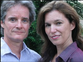 Ted Hardin and Elizabeth Coffman