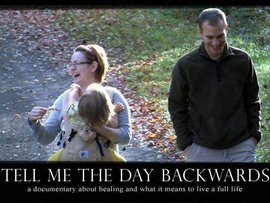 """Tell Me the Day Backwards"" features a young girl's battle with Tay-Sachs disease."
