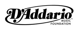 Thank you to the D'Addario Music Foundation