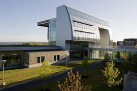 The Business School Brings Sustainability Home