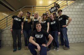 The FLEFF interns