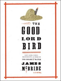 The Good Lord Bird book cover
