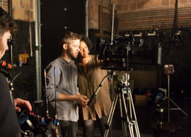 The Hollywood Reporter has named Ithaca College one of the top 25 film schools.
