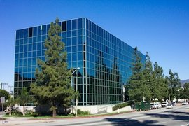 The James B. Pendleton Center is locate in the Barham Plaza building at 3800 Barham Blvd.