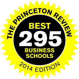 The Princeton Review included the Ithaca College School of Business in its listing of the top business schools in the country.