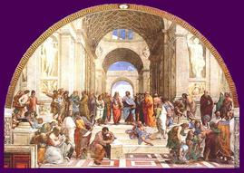 The School Of Athens, Raphael (1483-1520)