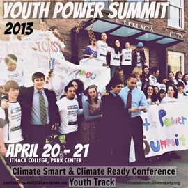 The Youth Power Summit will be held at Ithaca College