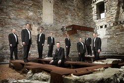 The men's vocal ensemble Cantus will perform in February