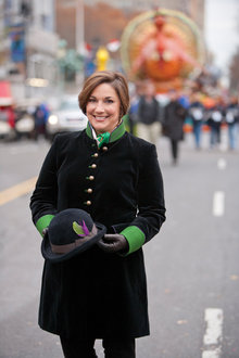 This year was Kule�s 16th parade. She is the eighth person to have held the job in the parade�s 85-year history.